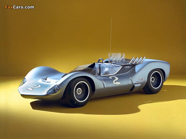 Pictures of Corvette Grand Sport II Concept 1963 (640 x 480)