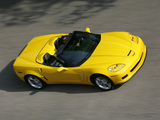 Corvette Grand Sport Convertible (C6) 2009 wallpapers