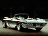 Corvette Mako Shark Concept Car 1962 images