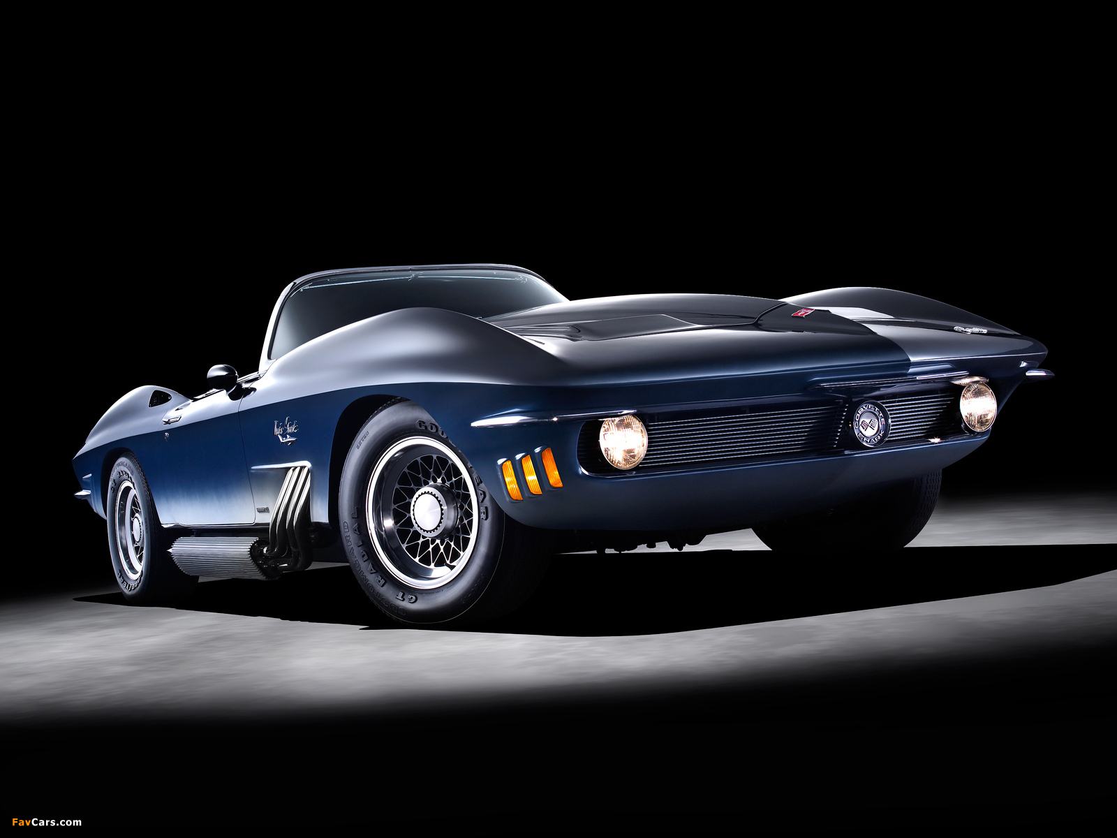 Corvette Mako Shark Concept Car 1962 Photos 1600x1200