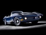 Corvette Mako Shark Concept Car 1962 photos