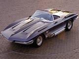 Corvette Mako Shark Concept Car 1962 pictures