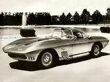 Corvette Mako Shark I Concept Car 1963 images