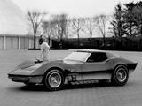 Images of Corvette Mako Shark II Concept Car 1965
