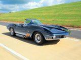 Images of Corvette Mako Shark Concept Car 1962