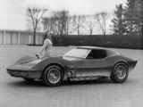 Images of Corvette Mako Shark II Concept Car 1965