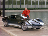 Photos of Corvette Mako Shark II Concept Car 1965
