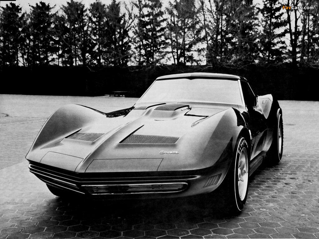 Photos Of Corvette Mako Shark Ii Concept Car 1965 1024x768