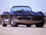 Pictures of Corvette Mako Shark Concept Car 1962