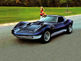 Pictures of Corvette Mako Shark II Concept Car 1965
