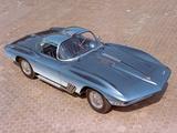 Corvette XP 755 Shark Concept Car 1961 wallpapers