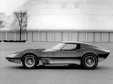 Corvette Mako Shark II Concept Car 1965 wallpapers