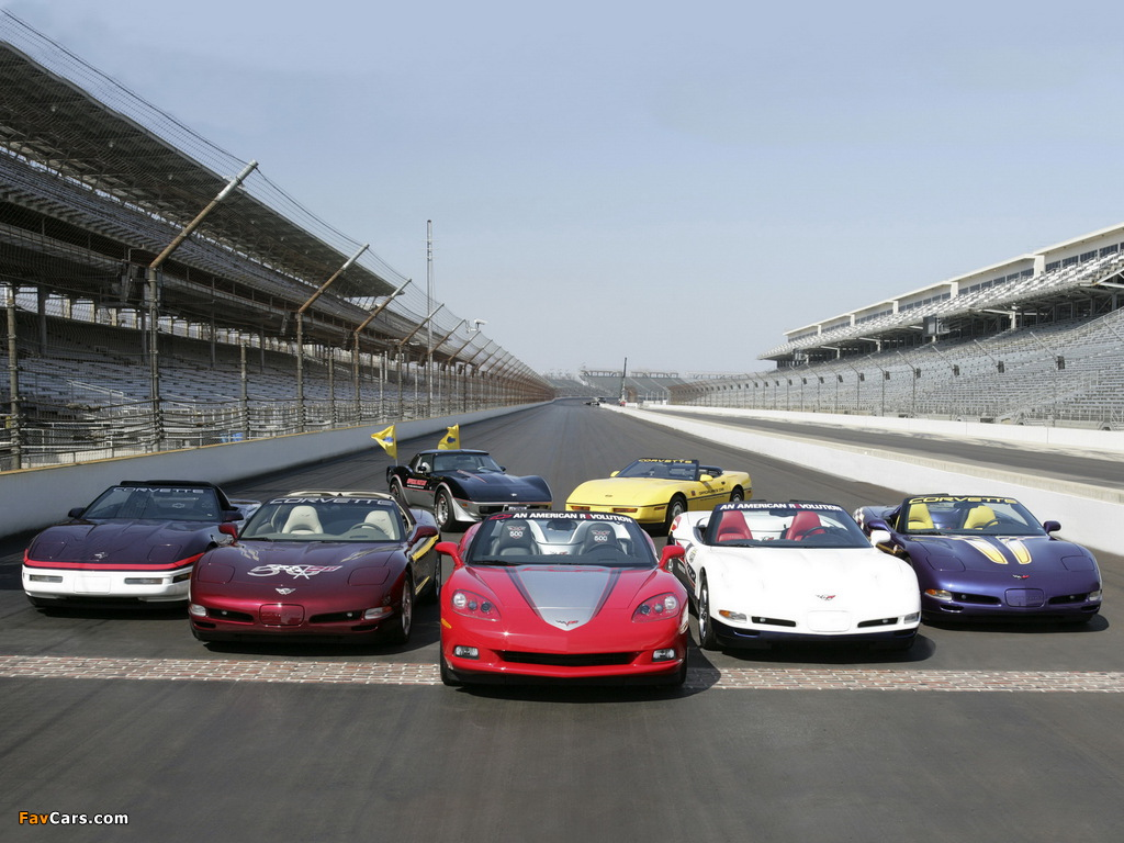 Corvette wallpapers (1024 x 768)