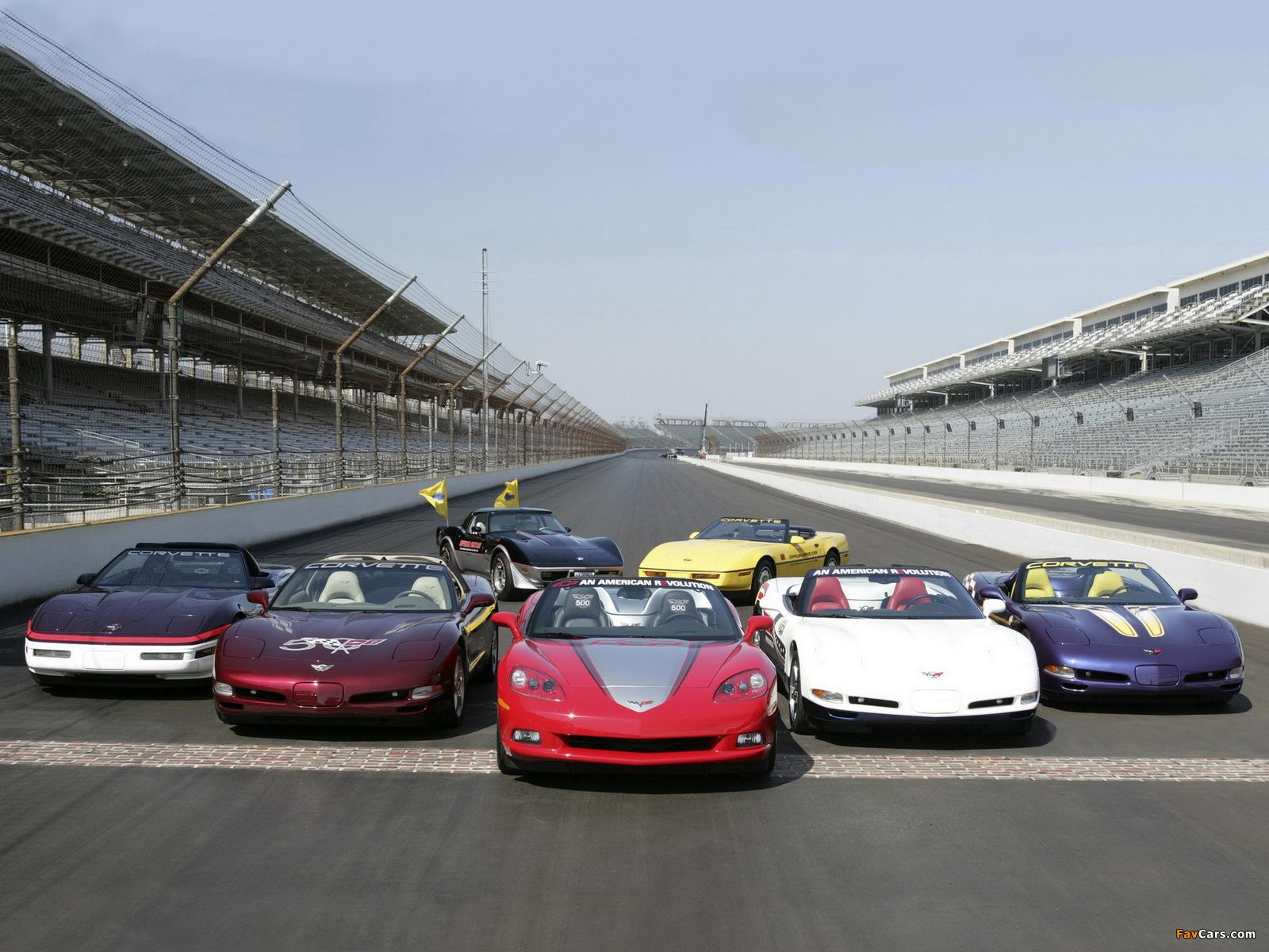Corvette wallpapers (1600 x 1200)