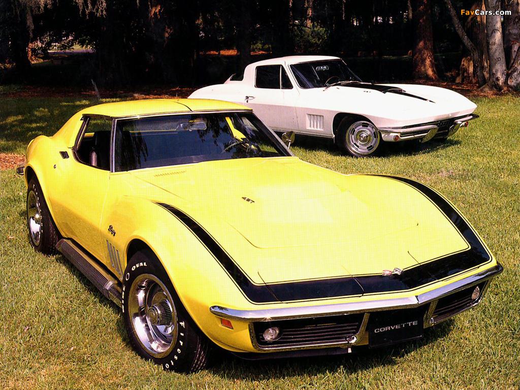 Images of Corvette (1024 x 768)