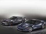 Photos of Corvette Z06 & Corvette ZR1 2012