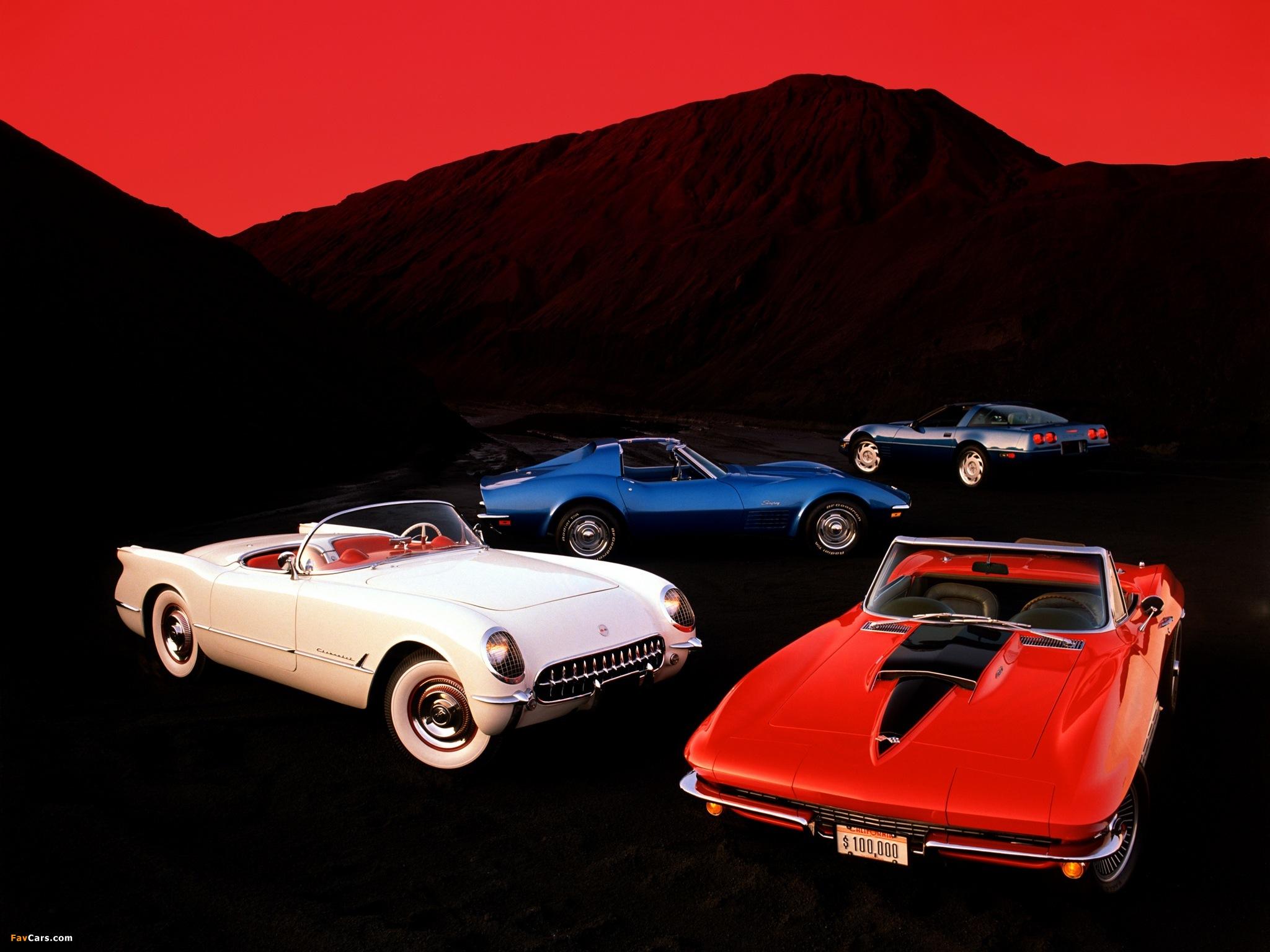 Corvette wallpapers (2048 x 1536)