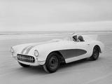 Corvette SR Prototype 1956 images
