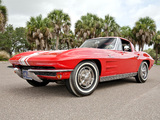 Corvette Sting Ray Z06 (C2) 1963 images