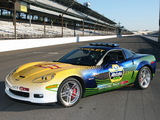 Corvette Z06 Allstate 400 Pace Car 2008 wallpapers