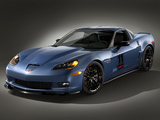 Corvette Z06 Carbon (C6) 2010 wallpapers