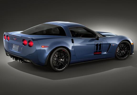 Corvette Z06 Carbon (C6) 2010 wallpapers