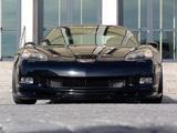 Pictures of Geiger Corvette Z06 Black Edition (C6) 2008