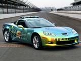 Pictures of Corvette Z06 E85 Concept Indy 500 Pace Car (C6) 2008