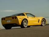 Corvette Z06 (C6) 2006–08 wallpapers