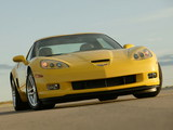 Corvette Z06 (C6) 2006–08 wallpapers