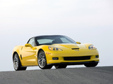 Corvette ZR1 (C6) 2008 photos