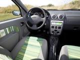 Dacia Logan ECO2 Concept 2008 pictures