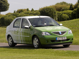 Pictures of Dacia Logan ECO2 Concept 2008