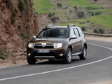 Dacia Duster 2010 photos