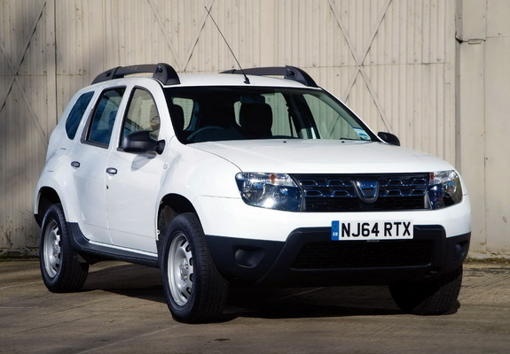 Dacia Duster Access Uk Spec 2014 Wallpapers