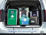 Dacia Duster St Andrew's First Aid UK-spec 2015 images