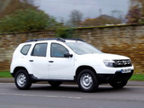 Pictures of Dacia Duster Access UK-spec 2014