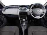 Dacia Duster Access UK-spec 2014 wallpapers