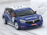 Dacia Lodgy Glace Trophée Andros 2011 wallpapers