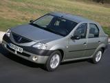 Dacia Logan 2004–08 images