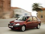 Dacia Logan 2004–08 wallpapers