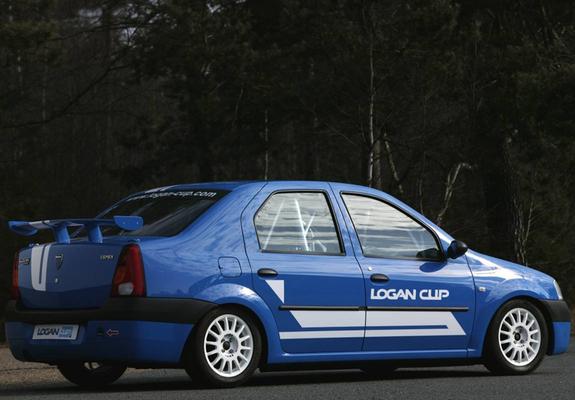 Dacia Logan Cup 200608 Wallpapers