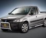 Cobra Dacia Logan Pick-up 2007–08 photos