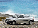 Dacia Logan Pick-up 2007–08 pictures