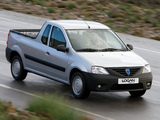 Dacia Logan Pick-up 2007–08 wallpapers