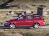 Dacia Logan MCV UK-spec 2017 pictures