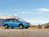 Dacia Logan MCV Stepway 2017 pictures