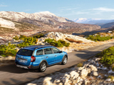 Dacia Logan MCV Stepway 2017 wallpapers