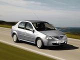 Images of Dacia Logan 2004–08