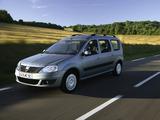Images of Dacia Logan MCV 2008